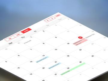 Calendar Snippet