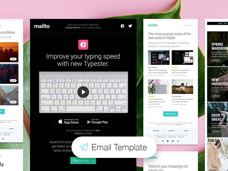 Mailto PRO Image