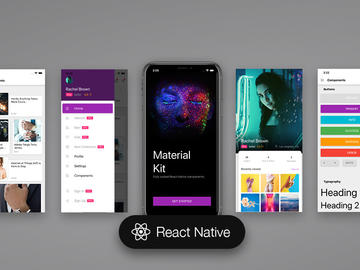 Material Kit PRO React Native
