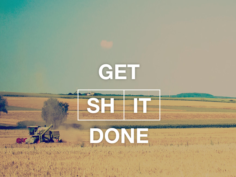 Get Shit Done Kit Image