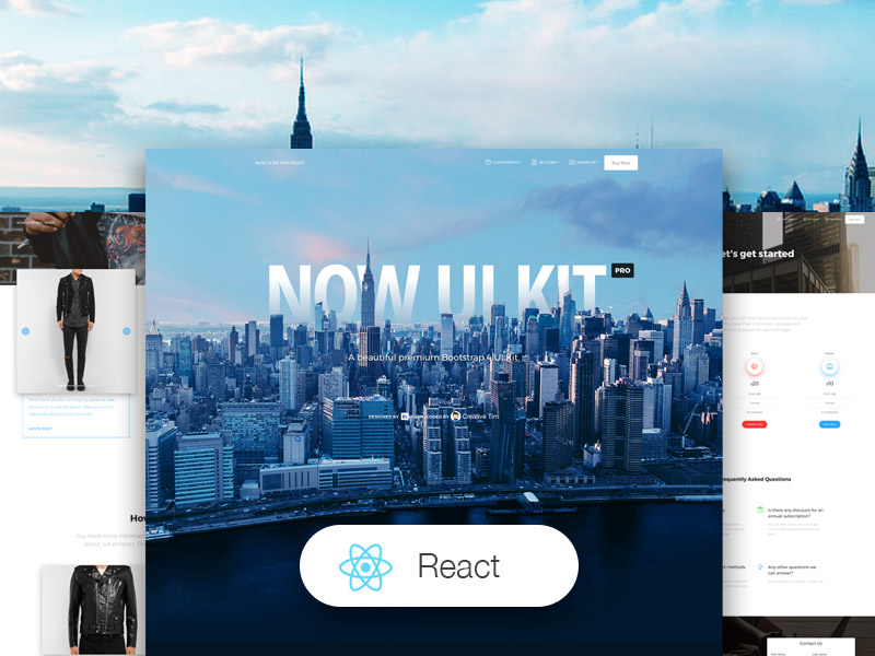 Now UI Kit PRO React Image