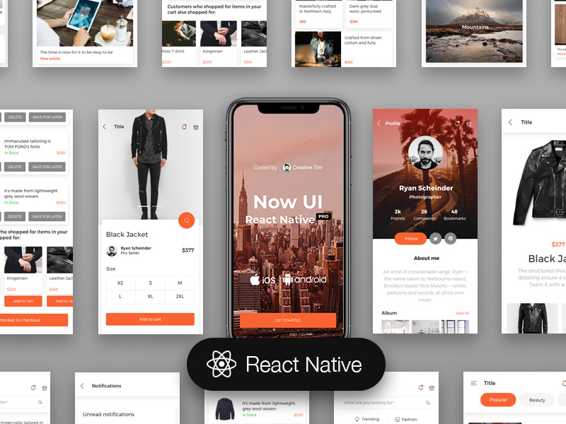 Now UI PRO React Native Image