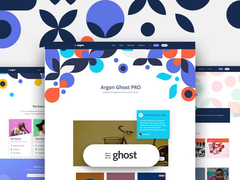 Argon Ghost Pro Image