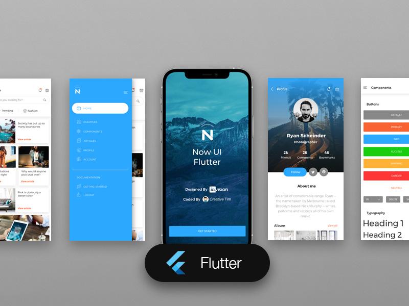 Now UI Flutter Image