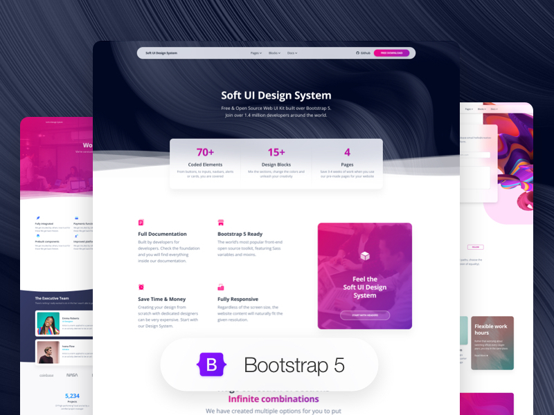 Soft UI Design System Image