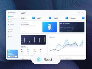 Soft UI Dashboard React Image