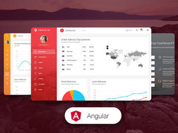 Light Bootstrap Dashboard Pro Angular