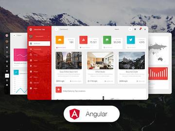 Material Dashboard Pro Angular