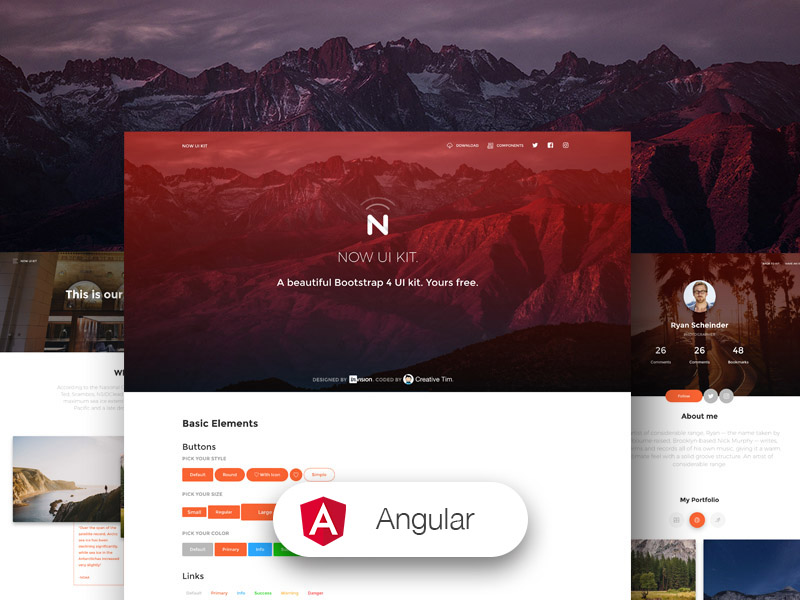 Now UI Kit Angular Image