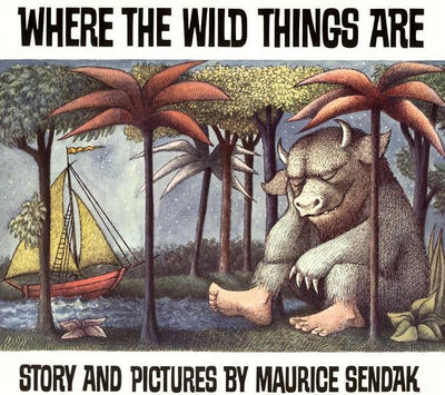 Cover of Where the Wild Things Are, HarperCollins, 1963.