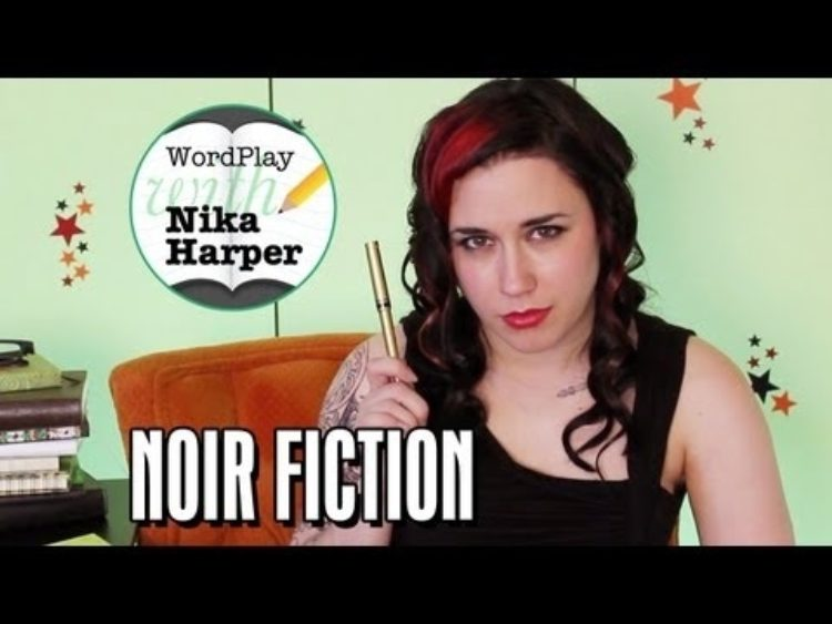 Word Play with Nika Harper: Words Noir!