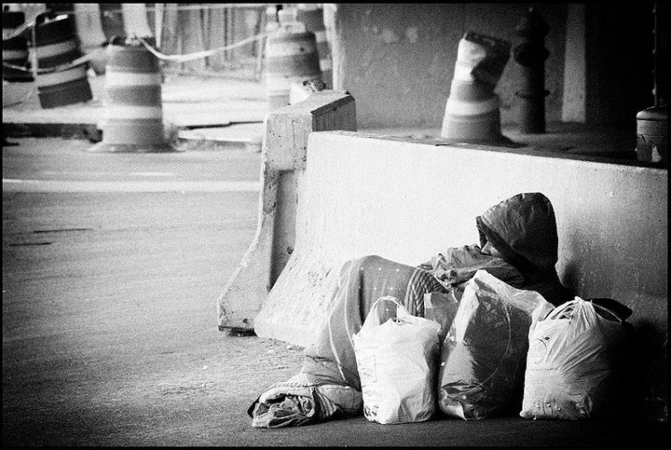 Street Dharma: Teaching Meditation to the Homeless