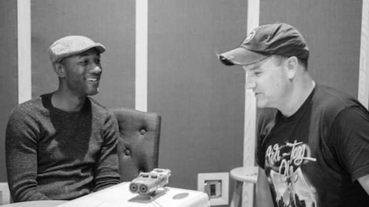 The Black Sheep Podcast - Aloe Blacc Chops it Up