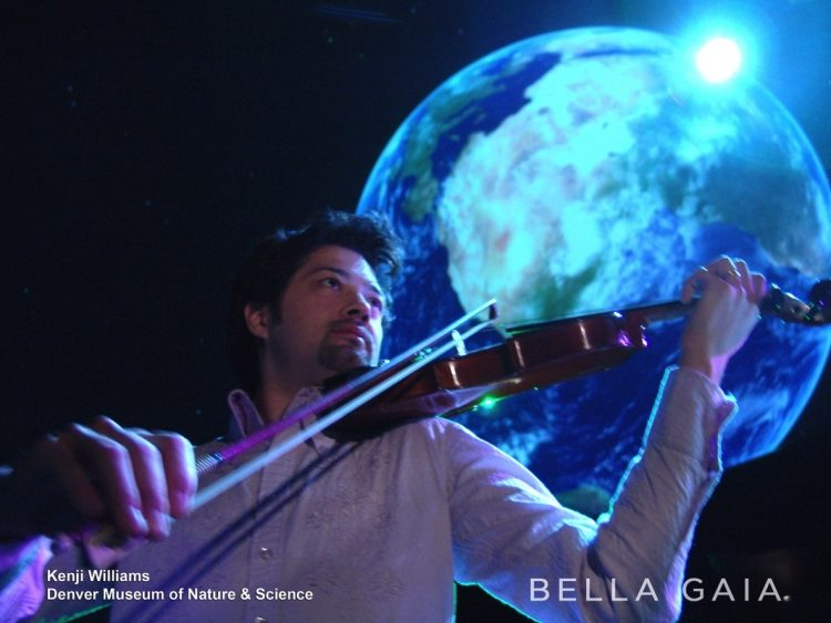 BELLA GAIA: Communicating Science Through Art