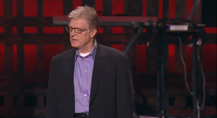 Sir Ken Robinson: Bring on the learning revolution! (Video)