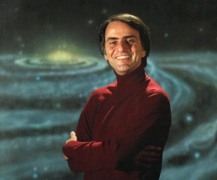 Finding The Next Carl Sagan