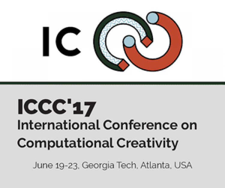 The Eighth International Conference on Computational Creativity, ICCC 2017!
