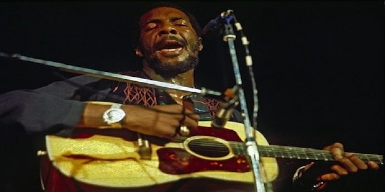 Richie Havens and Spontaneous Creativity
