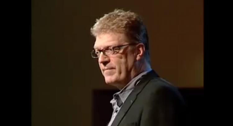Sir Ken Robinson says schools kill creativity (Video)