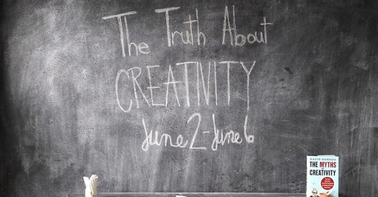 The Truth About Creativity Virtual Conference
