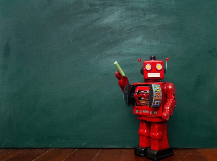 Why Robots Will Only Partially Take Over Teachers' Jobs and Why They'll Actually Love It