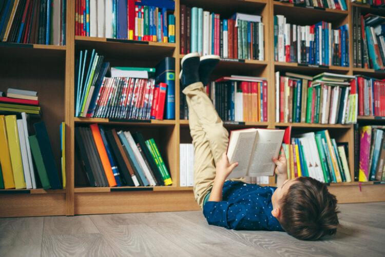 阅读和孩子