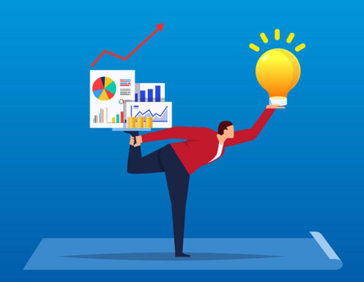 争夺创造力危机,第2部分:平衡思想