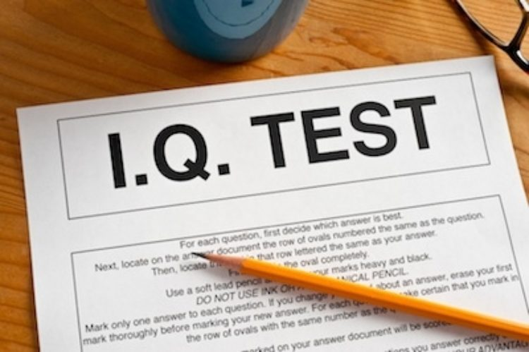 What Do IQ Tests Test?: Interview with Psychologist W. Joel Schneider