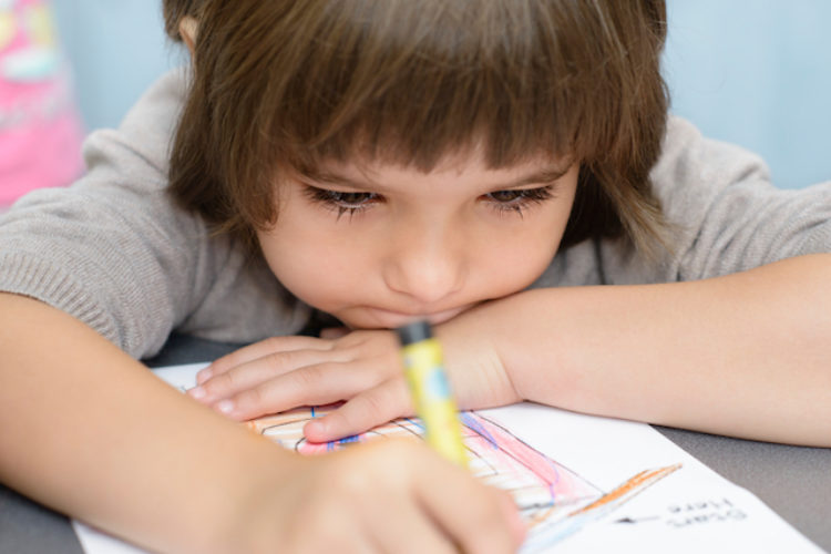 What to Do If They Say Your Kindergartener Needs a Tutor