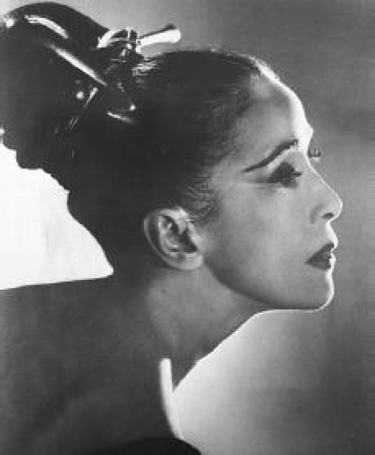 A Peek at Human Cognition: How Do You Think About Martha Graham?