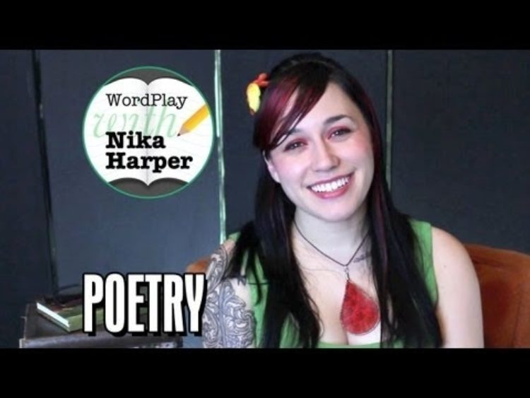 Word Play with Nika Harper #6: LeakyCon, Iambic Pentameter, and More!