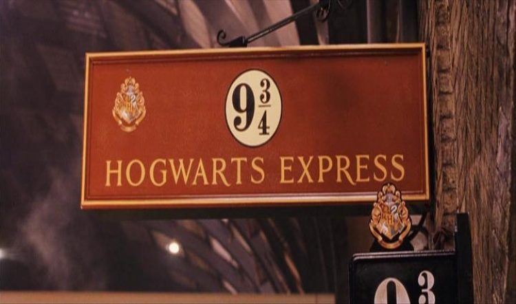 Myth and Creativity: Stepping onto Platform 9 3/4