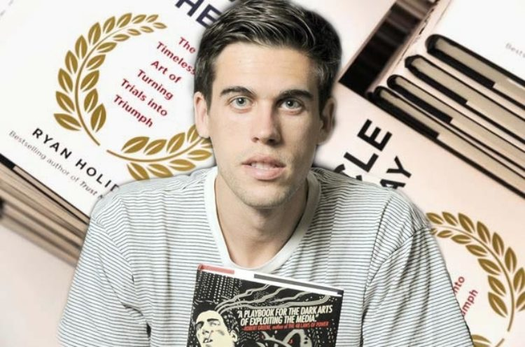 Ryan Holiday on Stoicism, Strategy and Creativity (Podcast)