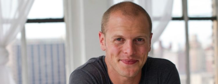 Tim Ferriss on Accelerated Learning, Peak Performance and Living the Good Life (Podcast)