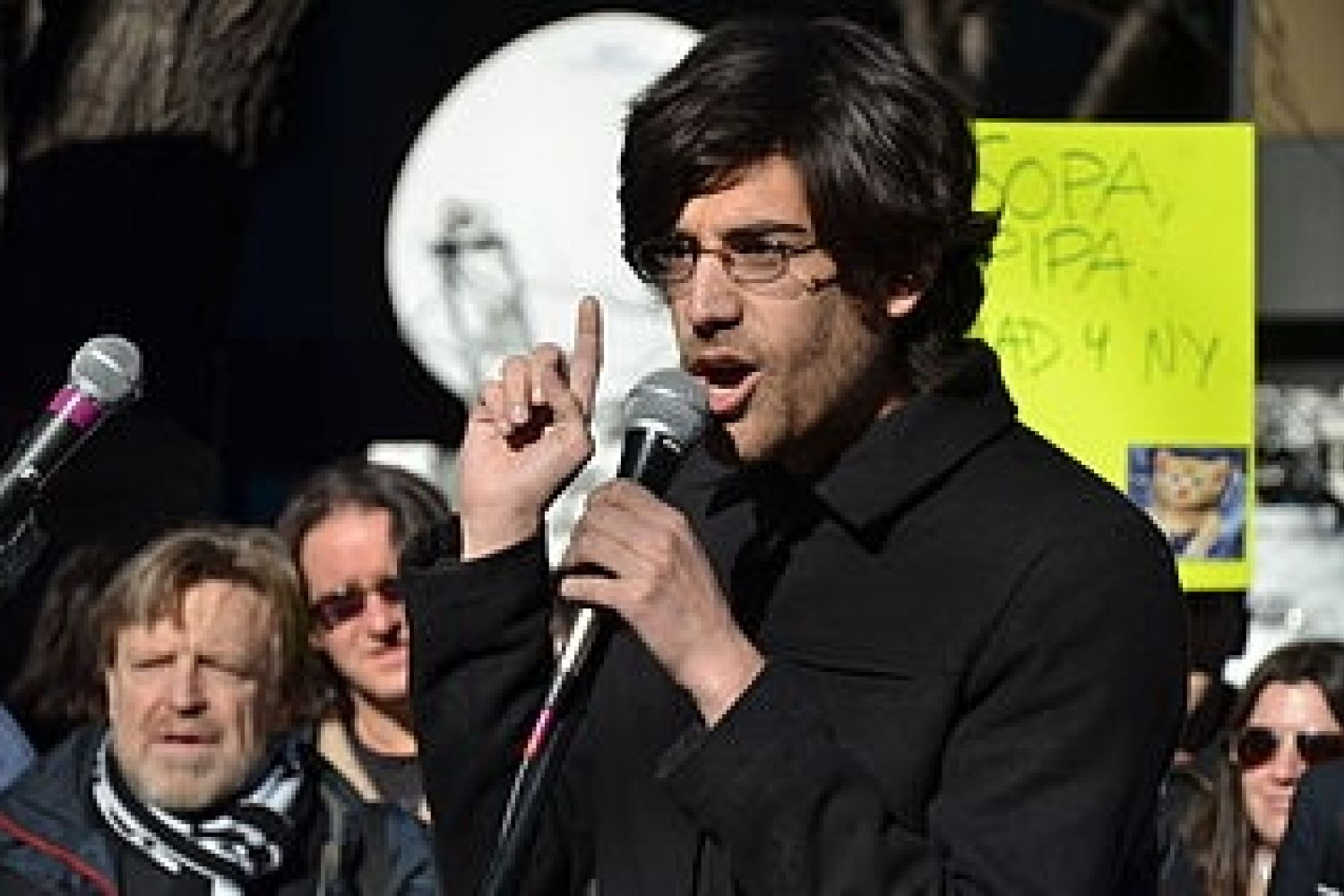 Aaron Swartz: Belief in Change