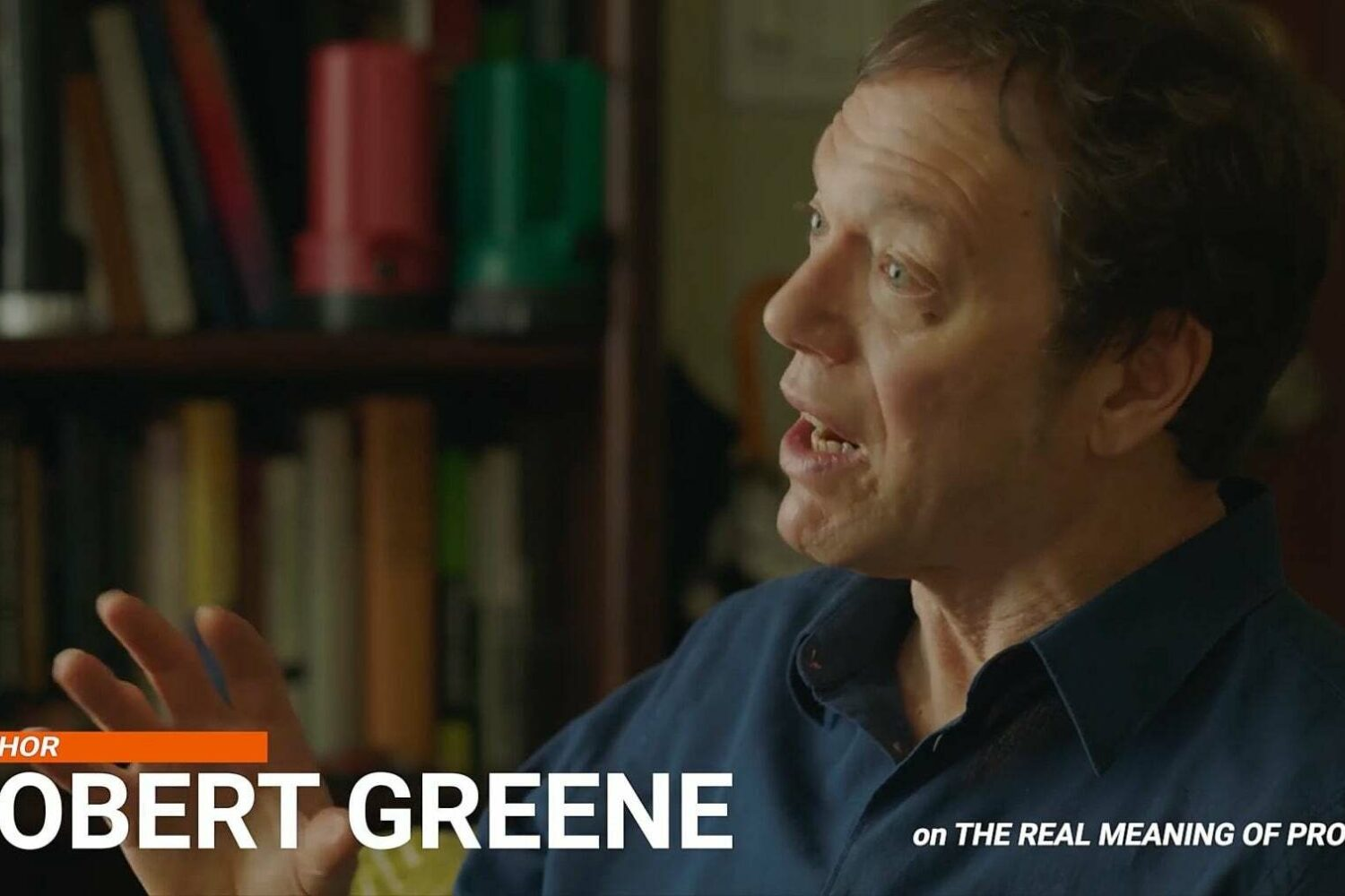 "Robert Greene Interview, Part 10: ""The Real Meaning of Progress"""