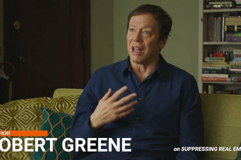 "Robert Greene Interview, Part 9: ""Suppressing Real Emotion"""