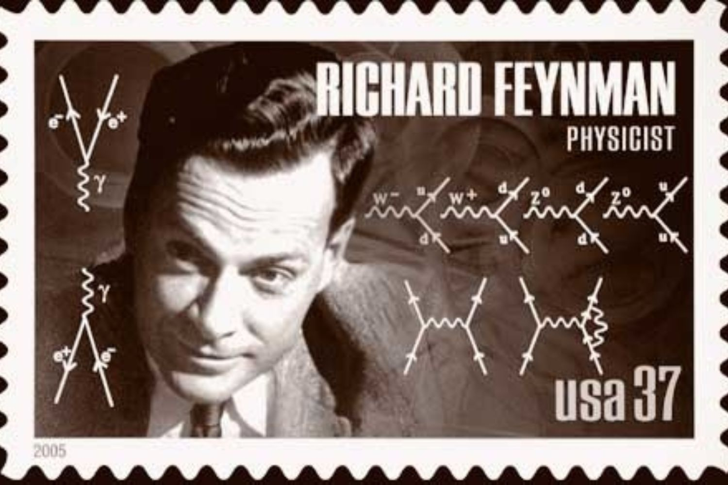 Spinning Plates and The Serious Play of Richard Feynman