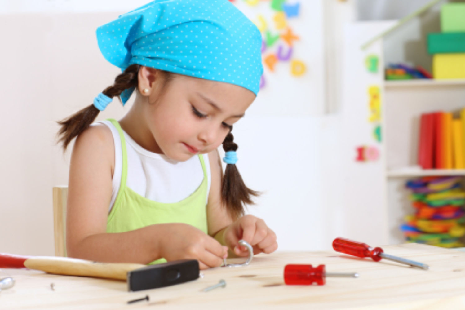 Beyond Discouragement - Creativity: How to Raise a Creative Child