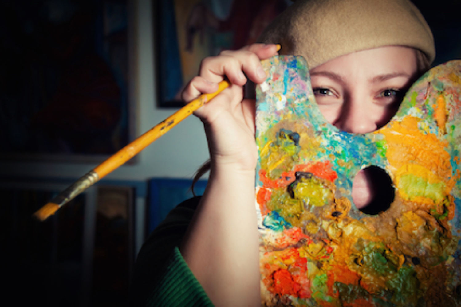 Why So Many Artists Are Highly Sensitive People