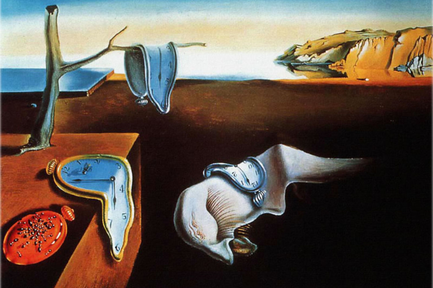Salvador Dali's Creative Thinking Technique