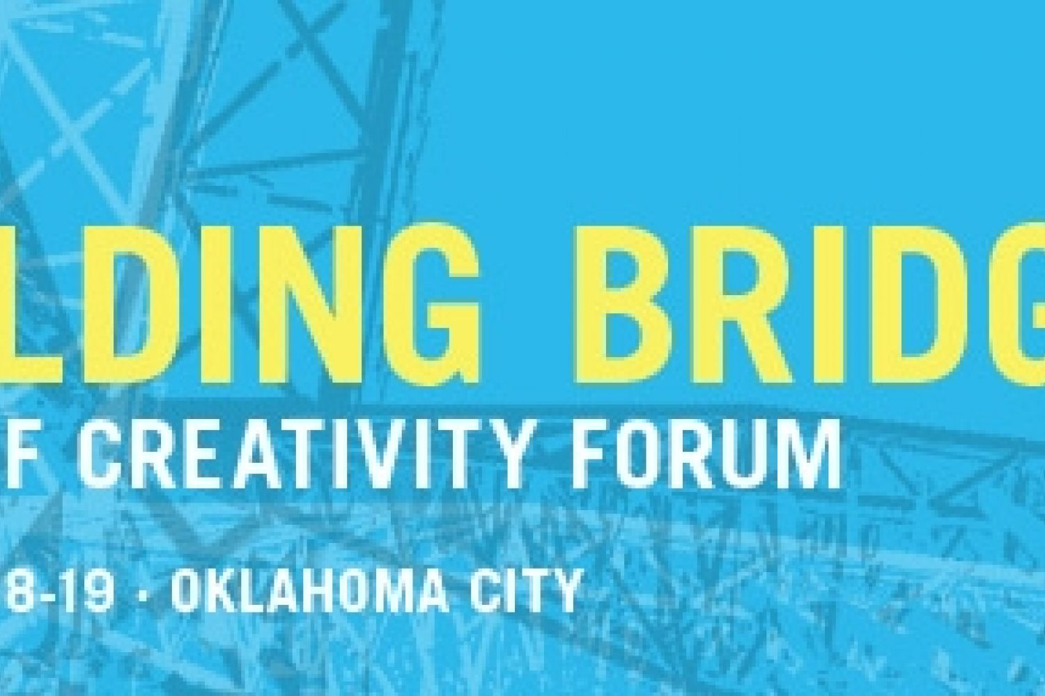 State of Creativity Forum to be held in Oklahoma City, November 19th