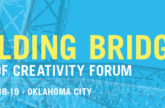 Image for State of Creativity Forum to be held in Oklahoma City, November 19th