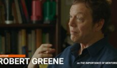 "Image for Robert Greene Interview Part 1 ""The Importance of Mentorship"" (Video)"