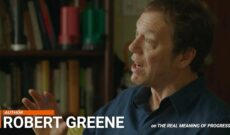 "Image for Robert Greene Interview, Part 10: ""The Real Meaning of Progress"""