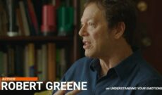 "Image for Robert Greene Interview, Part 4 ""Understanding Your Emotions"" (Video)"