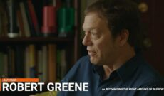 "Image for Robert Greene Interview, Part 6: ""Recognizing The Right Amount Of Passion"""