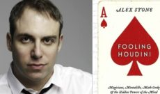 Image for Interview with Author and Magician Alex Stone
