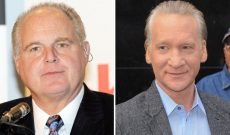 Image for Of Limbaugh & Maher