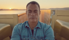 Image for The Story Code Behind Van Damme's Viral Splits